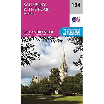 Salisbury & the Plain - Amesbury by Ordnance Survey - 9780319262825 B