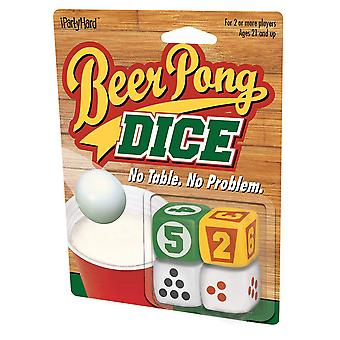ICUP iPartyHard Beer Pong Dice Game
