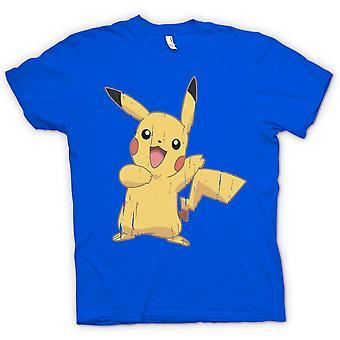 Kinder T-shirt - Pikachu - coole Pokemon inspiriert