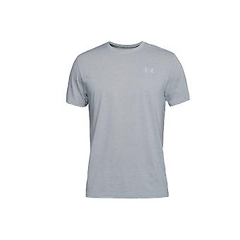 Under Armour Threadborne Streaker SS Tee 1271823-038 Mens T-shirt