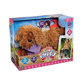 Go Puppy Go Moose die Miniatur Pudel