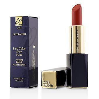 Estee Lauder Pure Color Envy Matte Sculpting Lipstick - # 320 Violatile - 3.5g/0.12oz