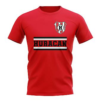 Huracan Core Football Club T-Shirt (Red)