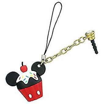 Key Chain - Disney - Mickey Mouse Cup Cake New Gifts Toys