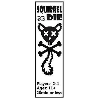 Squirrel or Die Board Game