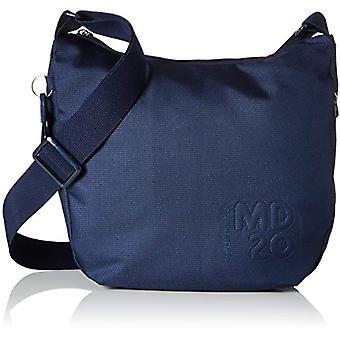 Mandarin Duck Md20 Blue Woman Strap Bag (Dress Blue) 10x26x29 centimeters (B x H x T)