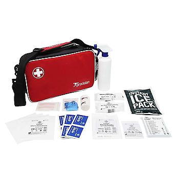 Precision Pro HX Academy Touchline Injury Sports Medi Bag + Medical Kit B