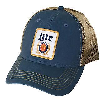Miller Lite Retro Mesh hattu