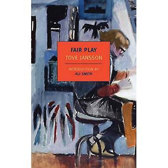 Fair Play by Tove Jansson - Thomas Teal - Ali Smith - 9781590173787 B