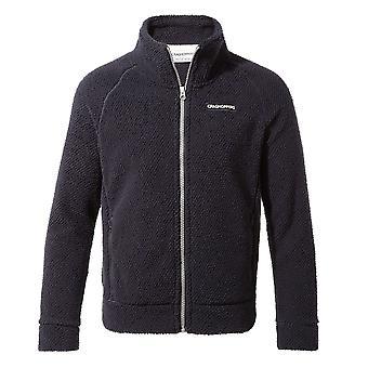 Craghoppers jenter Franscia full zip isolert fleece jakke