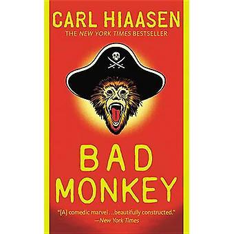 Bad Monkey by Carl Hiaasen - 9780446556156 Book