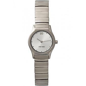Danish Design - Wristwatch - Dames - IV64Q726 TITANIUM