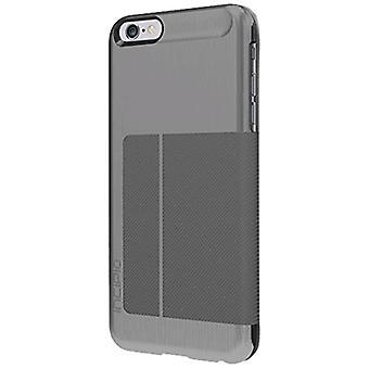 Incipio Highland Folio Wallet Case for iPhone 6 Plus, iPhone 6S Plus - Gunmetal/Gray