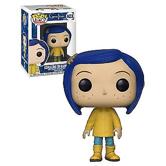 Coraline Coraline in Raincoat (with chase) Pop! Vinyl