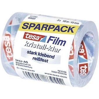 Tesafilm® kristallinkirkas 10 m x 15 mm 3 PC