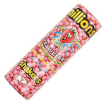 Millions Strawberry Shaker Tubes