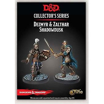 Dezmyr / Zathar D&D Collector's Series Dungeon of the Mad Mage Miniature