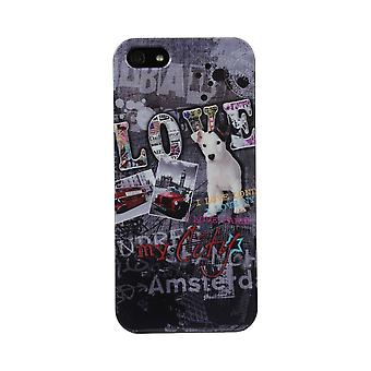 Akashi Shell For Love My City For Apple IPhone 5