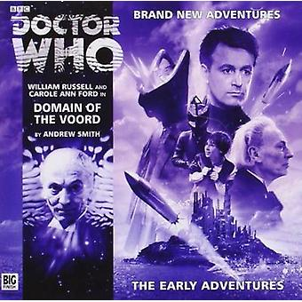 Domain of the Voord by Andrew Smith & Performed by Carole Ann Ford & Performed by William Russell & Director Ken Bentley