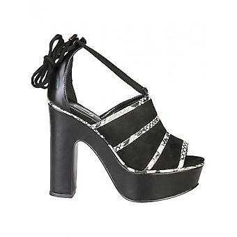 Ana Lublin - Shoes - Sandal - OTACILIA_NERO - Women - Schwartz - 39