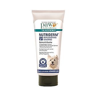 POOT Nutriderm Shampoo 200ml
