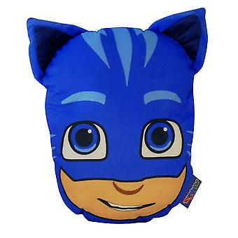 PJ Masks 3D Cushion With Zip