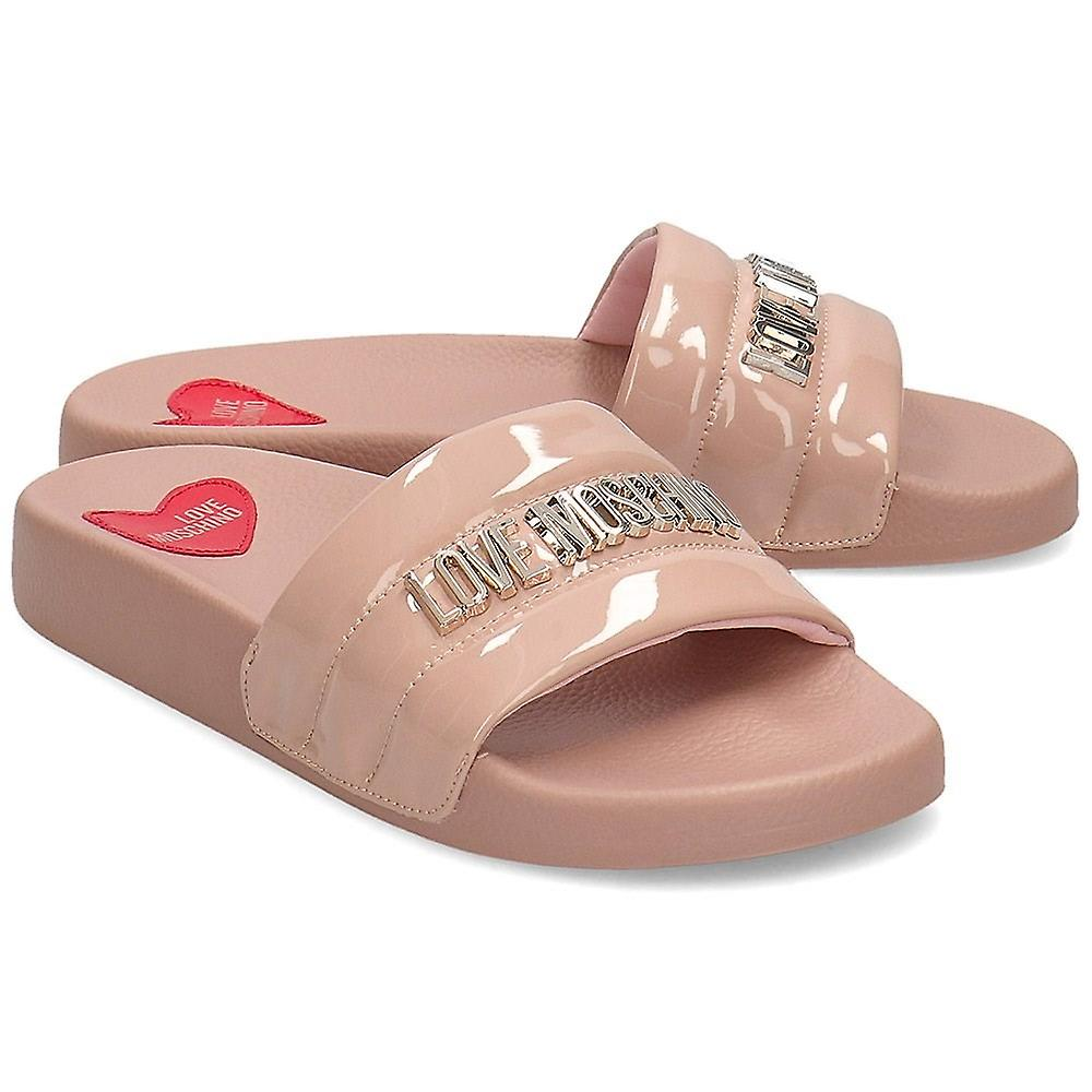 Love Moschino Ja28022g1aid0601 Water Summer Women Shoes