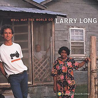Larry Long - kan goed de wereld gaan [CD] USA import