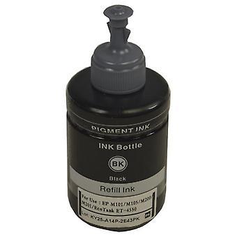 T774 Generic Pigment Black Refill Bottle