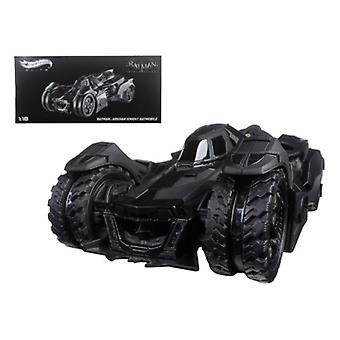 Batman Arkham Knight Batmobile Elite Edition 1/18 Diecast Model Car par Hotwheels