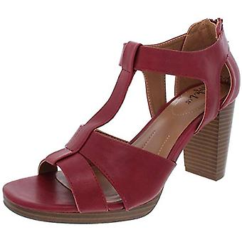 Style & Co. Womens Ophelia Faux Leather Dressy Strappy Sandals