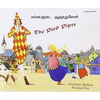 Pied Piper v tamilštině a angličtině