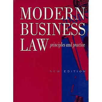 Modern Business Law by Merritt & J G