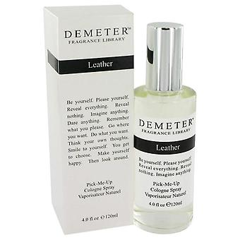 Demeter leather cologne spray by demeter 426491 120 ml