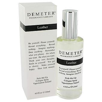Demeter læder cologne spray af demeter 426491 120 ml