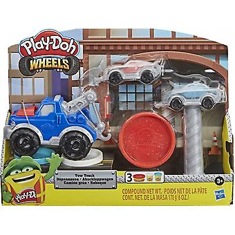 Play-Doh Wheels Reboque