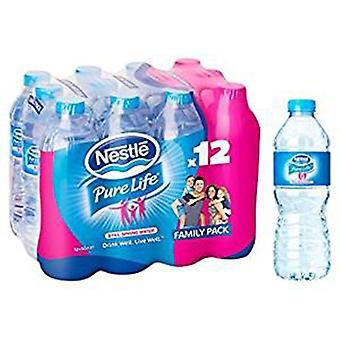 Nestlé Purelife Spring Water-( 500 Ml X 12 Bouteilles )