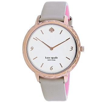 Kate Spade Mujeres's Morningside White Watch - KSW1508