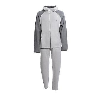 Brunello Cucinelli M0t319136gch253 Herren's Weißer Baumwoll-Jumpsuit