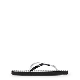 U.S. Polo Assn. Original Women Spring/Summer Flip Flops - Black Color 31568