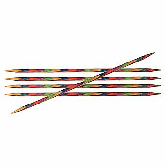 Symfonie: Knitting Pins: Double-Ended: Set of Five: 15cm x 5.50mm
