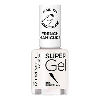 nail polish French Manicure Rimmel London