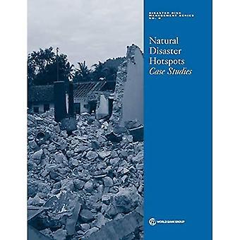 Caso di studio di hotspot in caso di calamità naturali (gestione del rischio di catastrofi)