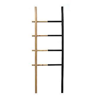 """60"""" Houten & Metalen Decoratieve Ladder"""