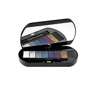 Bourjois Palette Le Smoky Eyeshadow Cream Palette 4.5g 8 Shades #02