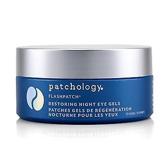 Patchology FlashPatch Eye Gels - Restoring Night 30pairs