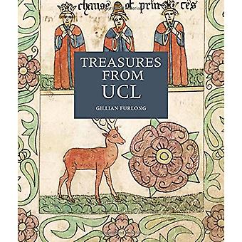 Treasures from UCL by Gillian Furlong - 9781910634011 Book