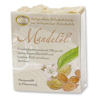 Jabón de Leche de Oveja Fría Florex - Aceite de Almendra - Fine Lovely Almond Oil Fragrance 150 g