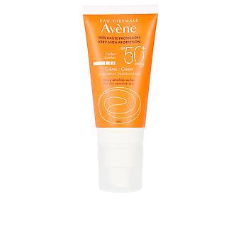 Avène Solaire Haute Protection Crème Sans Parfum Spf50+ 50 Ml Unisex