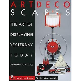 Umenie Decoscapes: umenie zobrazovanie včera dnes